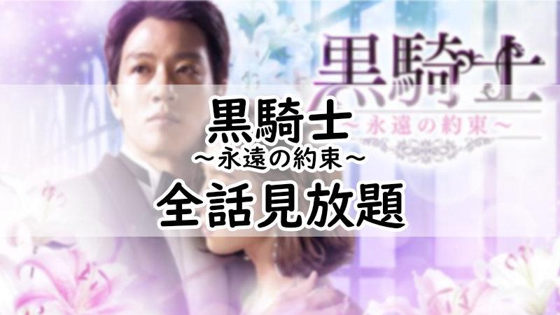 黒騎士~永遠の約束~全話見放題無料視聴